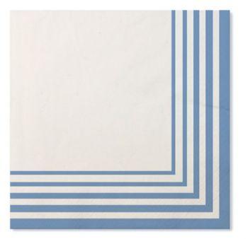 20 Tovaglioli compostabili carta da zucchero 33 x 33 cm