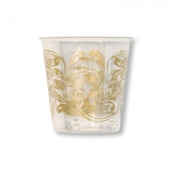 10 Bicchieri noblesse oro 300 cc