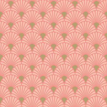 20 Tovaglioli Ambiente 33 x 33 Art Deco Rose / Gold