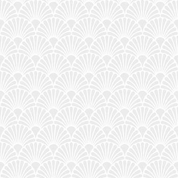 20 Tovaglioli Ambiente 33 x 33 Art Deco White / Pearl