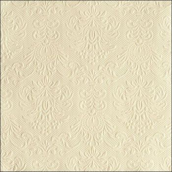 Tovaglioli Ambiente 33 x 33 Elegance cream