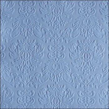 Tovaglioli Ambiente 33 x 33 Elegance jeans blue