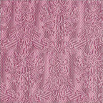 Tovaglioli Ambiente 33 x 33 Elegance pale rose