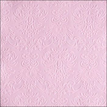 Tovaglioli Ambiente 33 x 33 Elegance rose