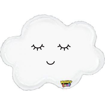 Pallone a forma di nuvola dormiente 76 cm