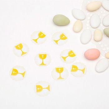 Confetti in carta Prima Comunione 3 cm