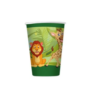 Bicchieri Jungle Giungla