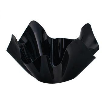Contenitore pet nero 26 x 15.5 cm