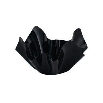 Contenitore pet nero 22.5 x 12 cm