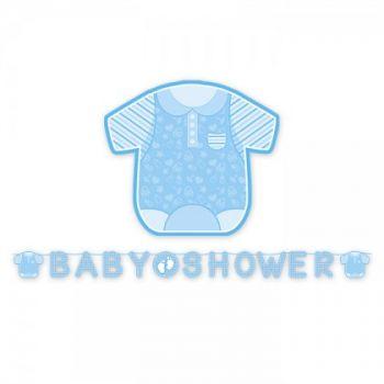 Festone Baby Shower Celeste