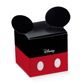 Cubo Red & Black Mickey