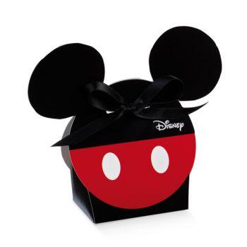 Scatola contenitore Red & Black Mickey