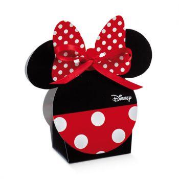 Scatola contenitore Red & Black Minnie