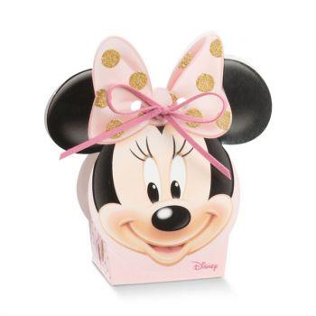 Scatola glitter Minnie Ballerina