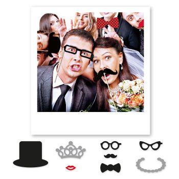 Photo Booth Matrimonio altezza 20 cm