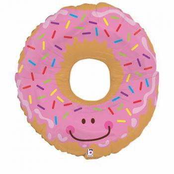 Pallone foil 76 cm glazed donut