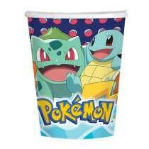 Bicchiere Pokemon 250 ml - 8 pz