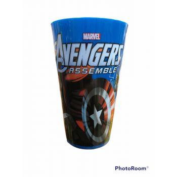 Bicchiere Avengers 220 cc