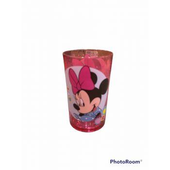 Bicchiere in melamina per la scuola Minnie 200 cc