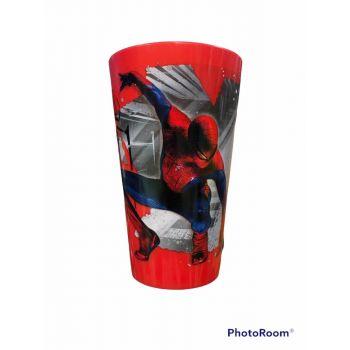 Bicchiere Spiderman 280 cc