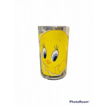 Bicchiere Titty 200 cc giallo
