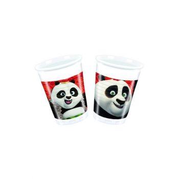Bicchieri Kung Fu Panda 3 - 8 pz