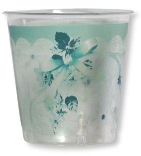 10 Bicchieri in plastica Fedi 300 cc