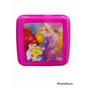 Box merenda Le Principesse 12 x 12 cm