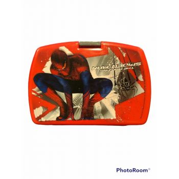 Box merenda Spiderman 15 x 11 cm