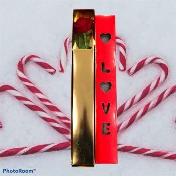 Box San Valentino portarosa