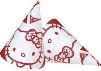 Cappellini Hello Kitty 18 x 14 x 10 dm - 6 pz