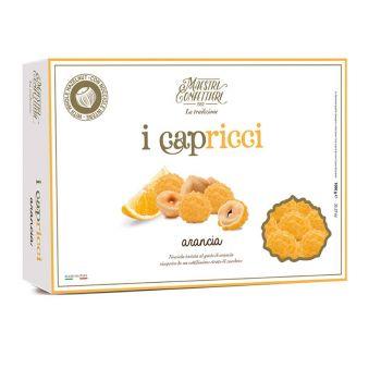 Confetti Maxtris Ricci Capricci Gusto Arancia 1 kg senza glutine