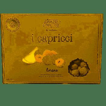 Confetti Maxtris Ricci Capricci Gusto Limone Bianchi 1 kg senza glutine