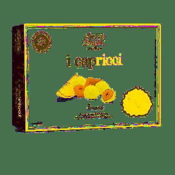 Confetti Maxtris Ricci Capricci Gusto Limone Giallo 1 kg senza glutine