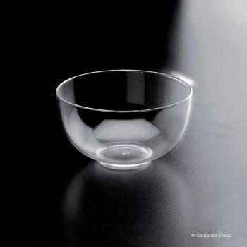 Coppetta in plastica small bowl Trasparente 150 cc 12 pezzi