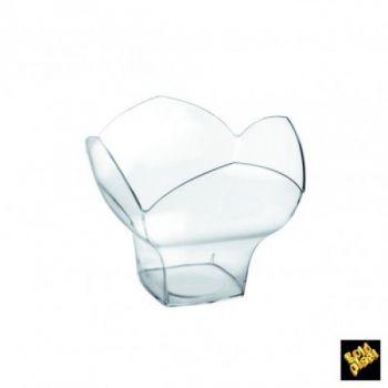 Coppetta in plastica spring trasparente 90 cc 25 pezzi