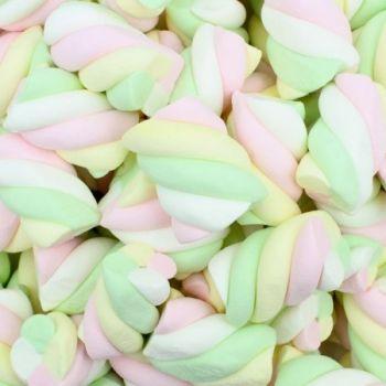 Marshmallow Estruso Treccia Mix
