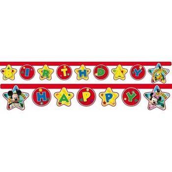 Festone Mickey Mouse Topolino 210 cm - 1 pz