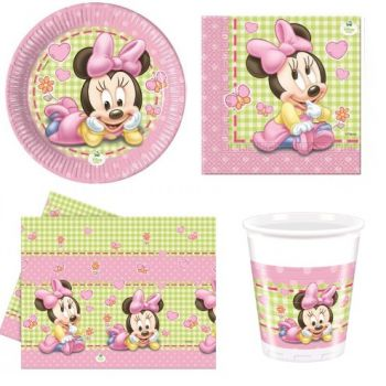 Kit Festa A Tema Baby Minnie