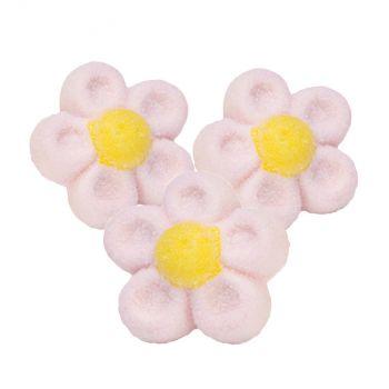 Marshmallow Margherite Rosa