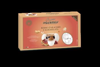 Confetti Maxtris Burro d' Arachidi e Marmellata 1 kg