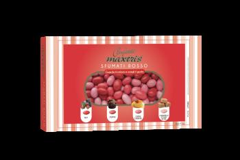 Confetti Maxtris Sfumati Rosso gusti Assortiti 1 kg