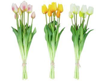 Mazzi di Tulipani real touc 18 pezzi