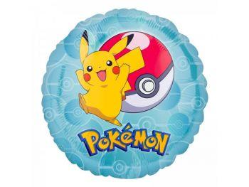 Pallone Foil Pokemon 43 cm - 1 pz