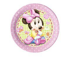 Piatti grandi baby Minnie