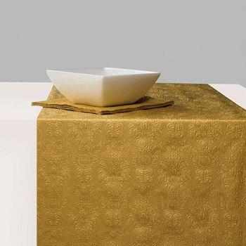 Runner da tavola 33 x 600 Elegance Gold