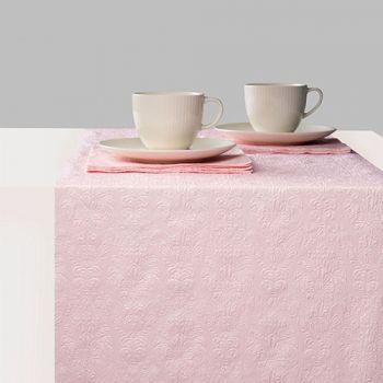 Runner da tavola 33 x 600 Elegance Pearl Pink