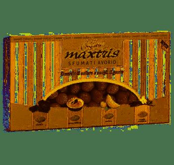 Confetti Maxtris Sfumati Avorio ai gusti assortiti 1 kg senza glutine