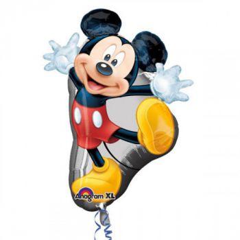 Pallone Foil Super Shape Mickey 78 x 55 cm - 1 pz