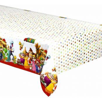 Super Mario tovaglia 120 x 180 cm
